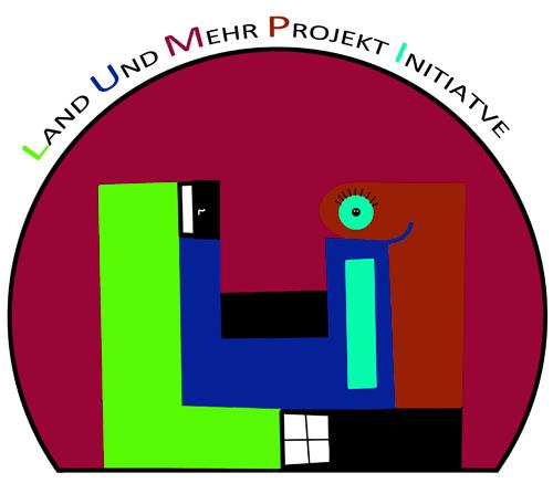 Logo Land und mehr Projekt Initiative